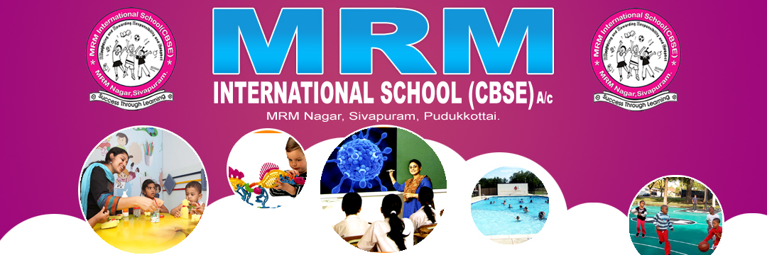 MRM International School (CBSE)